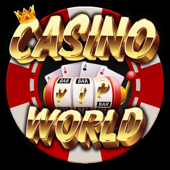 Logo Casino World คาสิโนออนไลน์ บาคาร่า สล๊อต